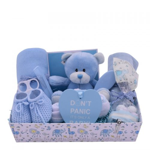 Baby Boy Keepsake Tray from Special Momentz