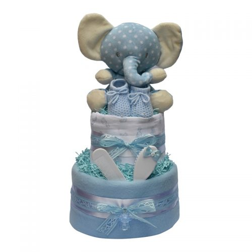 BLUE ELEPHANT TWO TIER from Special Momentz 1