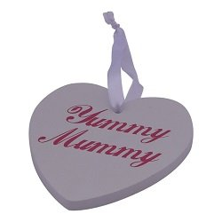 YUMMY MUMMY PLAQUE from Special Momentz Nappy Cakes