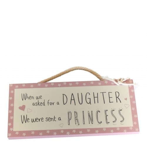 Daughter Plaque