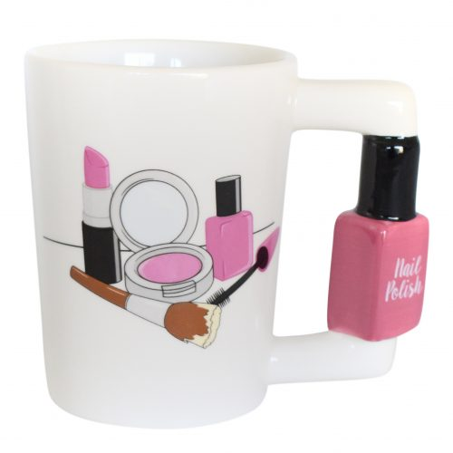 Nail Varnish Mug