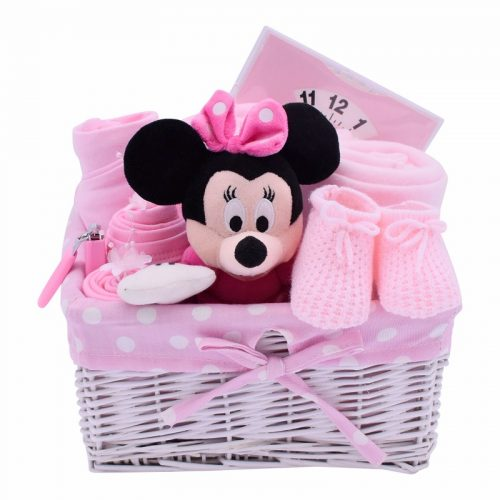 pink hamper minnie